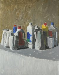 Jugs, bottles and coffee pots 200x257