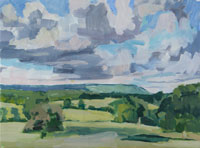Towards Buckland Hills 200x148