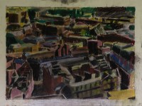 Townscape in pastel 1 200x149