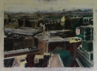 Townscape in pastel 2 200x148