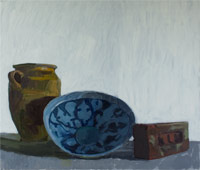 Brick, bowl and pot 200x170