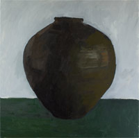 Brown pot 200x199