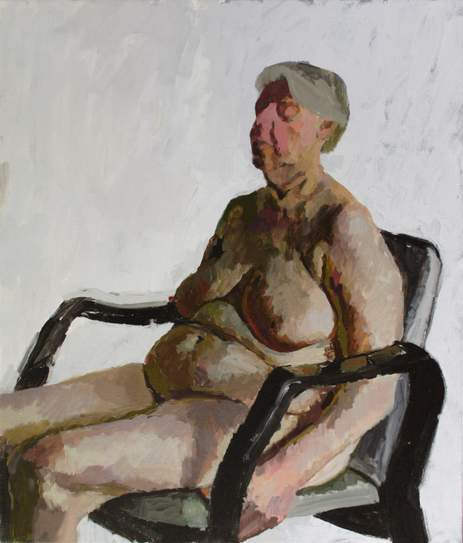 Seated Nude VII